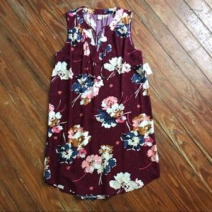 NWT•Old Navy•Floral Dress•M